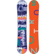 140 m Burton Feather Snowboard