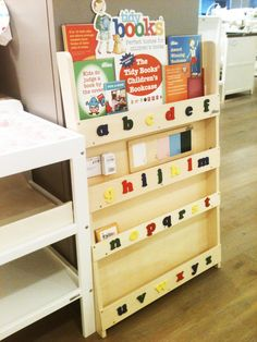 Check out our new merchandising for Tidy Books Childrens Bookcase  http://www.tidy-books.com/kids-bookcases