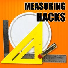 Time saving measuring tips and tricks!