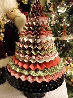 Rosette Christmas Tree!