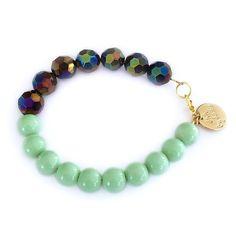 Pop bracelet - green