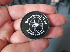The brewery tour tickets are actually plastic tokens.  Once you pay for your tour, you'll receive a tour token (to be given to the tour guide at start of the tour). Follow the link to find out more!  http://mikestravelguide.com/things-to-do-in-amsterdam-visit-the-ij-brewery-brouwerij-t-ij/