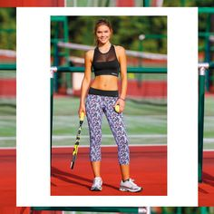 Vitnik - Leggings y Capris deportivos estampados mujer 2016