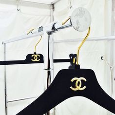 these should be the only hangers in my closet...