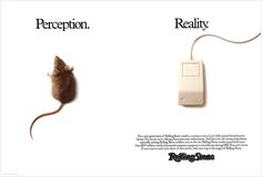 'Perception vs. Reality.' A Look Back at Rolling Stone's Greatest Ad Campaign Ever – Adweek