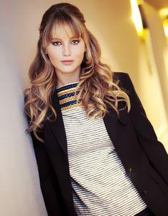 Beautiful Celebrities, Beautiful Actresses, Beautiful People, Beautiful Women, Jennifer Lawrence Hair, Charles James, Best Actress, American Actress, Muse