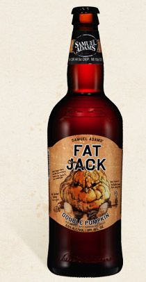 Samuel Adams® Fat Jack - Classic pumpkin pie spices like cinnamon, nutmeg, and allspice ignite a warmth and spark that's deepened by an undercurrent of roasty smoked malts.