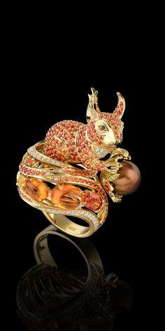 Master Exclusive Jewellery - Коллекция - Animal world