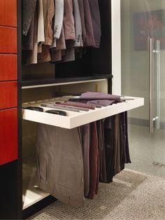 closet, pants drawer