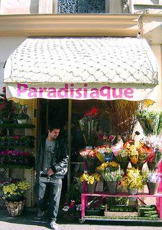 Fleuriste Paradisiaque, Paris