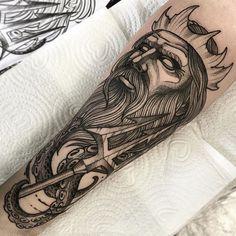 Head Tattoos, Line Tattoos, All Tattoos, Body Art Tattoos, Tattoos For Guys, Tatoos, Tattoo Sleeve Designs, Sleeve Tattoos, Egyptian Tattoo Sleeve
