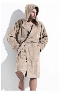 Peignoir Homme Iwo Cappuccino L L collection 49164 Peignoir Homme,  Professeur, Pantalons Pour Femmes, 7b5e664fc7b9