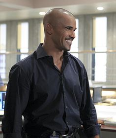 Criminal Minds - Derek Morgan (Shemar Moore)