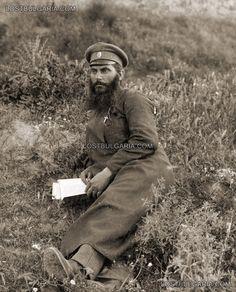 Православен свещеник, мобилизиран на фронта през Първата световна война