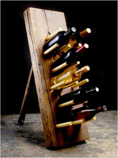 Top 10 Elegant Diy Wine Racks