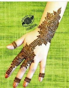 ❤️💕❤️ 📝For henna Appointments in 📍Dubai and 📍Sharjah 📲call / whatsapp @ Simple Arabic Mehndi Designs, Modern Mehndi Designs, Mehndi Design Pictures, Mehndi Designs For Girls, Henna Designs Easy, Beautiful Mehndi Design, Mehandi Designs, Mehndi Images, Mehndi Designs For Beginners