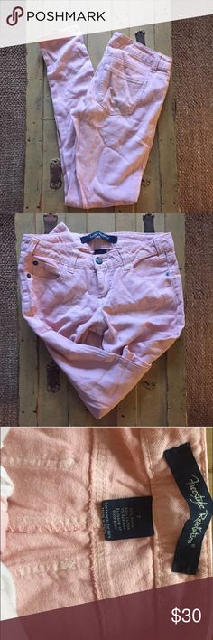 BLUSH PINK SKINNY JEANS Boutique AUTH FREESTYLE REVOLUTION BOUTIQUE BRAND BLUSH PINK SKINNY JEANS SZ 7 $62 URBAN OUTFITTERS BRAND FOR EXPOSURE Open to all reasonable offers-COMBINED SHIPPING DISCOUNT FOR MULTIPLE ITEMS. All items come from a CLEAN, SMOKE-FREE home Urban Outfitters Jeans Skinny