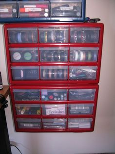 78 best images about Storage Ideas - Makeup & Nail Polish on ...