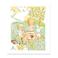 [Serigraph] Wonderful Life | Karel Capek tea shop Product Page