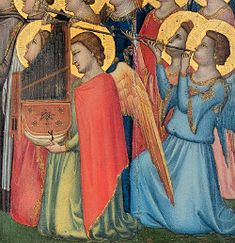 Giotto, Polittico Baroncelli, cappella Baroncelli della basilica di Santa Croce in Firenze