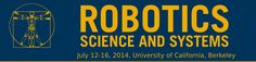 2014 Robotics: Science and Systems