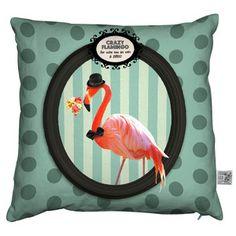 Kissen Flamingo, 22€, now featured on Fab.