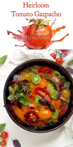 ... Bloggers' Soup Recipes on Pinterest | Soups, Gazpacho and Soup Recipes