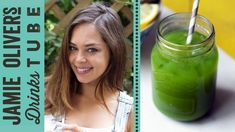 Professional juicer and yoga lover Danielle Hayley is back on Drinks Tube with this über-healthy creation - the ULTIMATE Green Juice. It's packed full of goo...