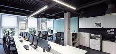 HAAST Office Interior Design | HAAST Architectural Bureau | Workspace Design