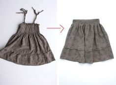 Reciclar ropa para n