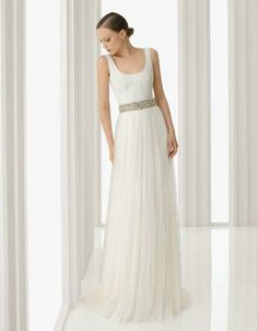 Vestido estilo grego