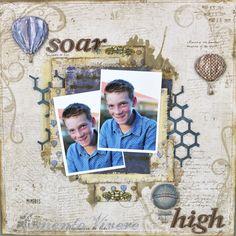 Sour High. A2Z Scraplets DT April challenge