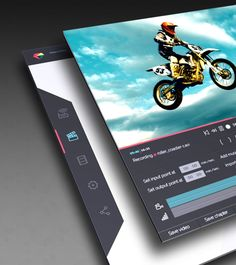 EXCELSIOR Video Recording & Editing Software on Behance