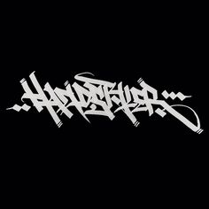 clean Handstyler chisel style from Awener (@awnrz). #handstyle #awener #graffiti //follow @handstyler on Instagram