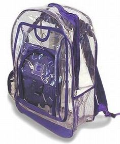 Coolpack Knapsack ClearView Jumbo 17 X 12 X 6 ** Be sure to check out this awesome product.