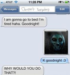 LMFAO! I have friends that would do this to me. A**holes. Hahaha