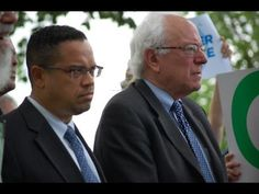 Bernie Sanders Scores A Big Endorsement As Rep. Keith Ellison Endorses Sanders