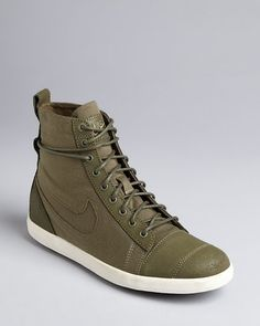 ShopStyle: Nike High Top Lace Up Sneakers - Citycraze Mid