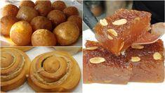 5 Νηστίσιμες συνταγές για γλυκά που θα λατρέψεις! | ediva.gr Vegan Recipes, Cooking Recipes, Greek Desserts, Doughnut, Dairy Free, French Toast, Recipies, Muffin, Food And Drink
