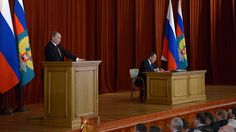 Putin to West: Stop turning world into 'global barracks,' dictating rules to others