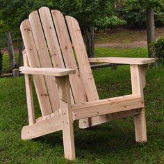 You'll love the Marina Adirondack Chair at Wayfair - Great Deals on all Outdoor  products with Free Shipping on most stuff, even the big stuff.