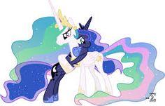 Risultati immagini per immagini my little pony princess celestia