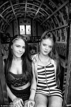 Stunning images reveal life for thousands of Irish traveller families