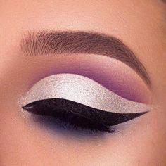 zebra eye makeup make up - zebra eye makeup . zebra eye makeup make up . Eyeshadow Tips, Eyeshadow Looks, Eyeshadow Palette, Colourpop Eyeshadow, White Eyeshadow, Eyeshadow Makeup Tutorial, Eyeshadow Techniques, Burgundy Eyeshadow, Summer Eyeshadow