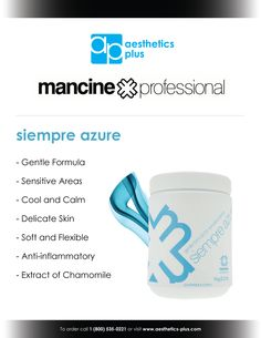 Have you tried Mancine's siempre azure wax? This wax uses a gentle formula that works great for sensitive areas. To order call 800-535-0221, visit www.aesthetics-plus.com or stop in and shop at your local AP!