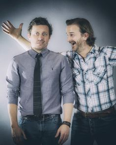 'Kings Of Con' Let 'Supernatural's Rob Benedict & Richard Speight Jr. Finally Work Together & They're Thrilled