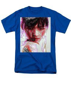 Men's T-Shirt (Regular Fit) - Oriental Portrait