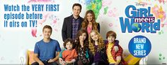 Girl Meets World Episode Masterpost(updated as episodes become available)1x01 - Pilot(#1)(#2)(#3)1x02 - Girl Meets Boy (#1) (#2) (#3) (#4)NOTE: All the links except for the first one have a voice narrator. No, the voice narrator is not supposed to be apart of the episode. Whoever recorded the episode had that voiceover option turned on.1x03 - Girl Meets Sneak Attack(#1) (#2)(#3) 1x04 - Girl Meets Father (#1)(#2)(#3)(#4) 1x05 - Girl Meets The Truth (#1)(#2) (#3) 1x06 - Girl Meets…
