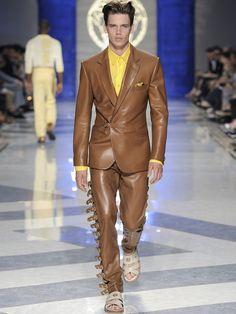 Those pants are siiiiiiiiiiick. I dig this whole look.