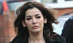 NIGELLA LAWSON TURNED AWAY FROM BOARDING A BRITISH AIRWAYS FLIGHT. (What the HAY??!)  Photograph: Andrew...